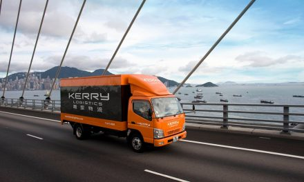 Kerry Logistics enjoys growth helped by strong Asia trade