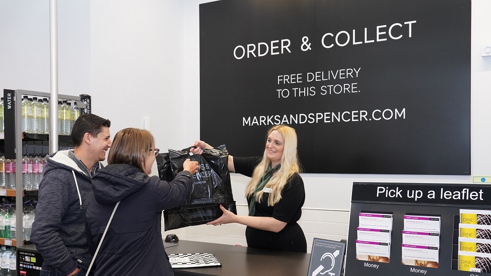 M&S makes online returns even easier