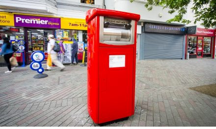 Royal Mail trials parcel postboxes to give more flexibility to online sellers