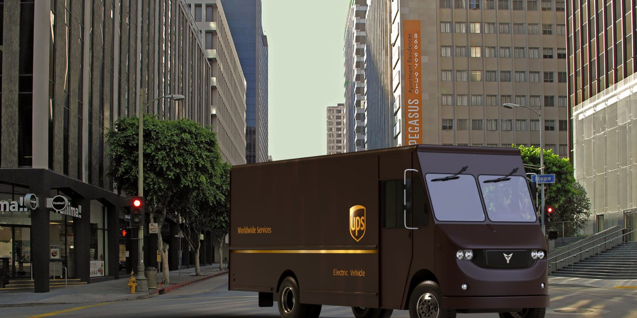 UPS set to test fully-electric delivery truck in Los Angeles