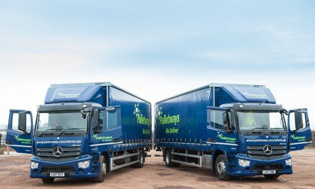Palletways invests £7 million to further its growth plans