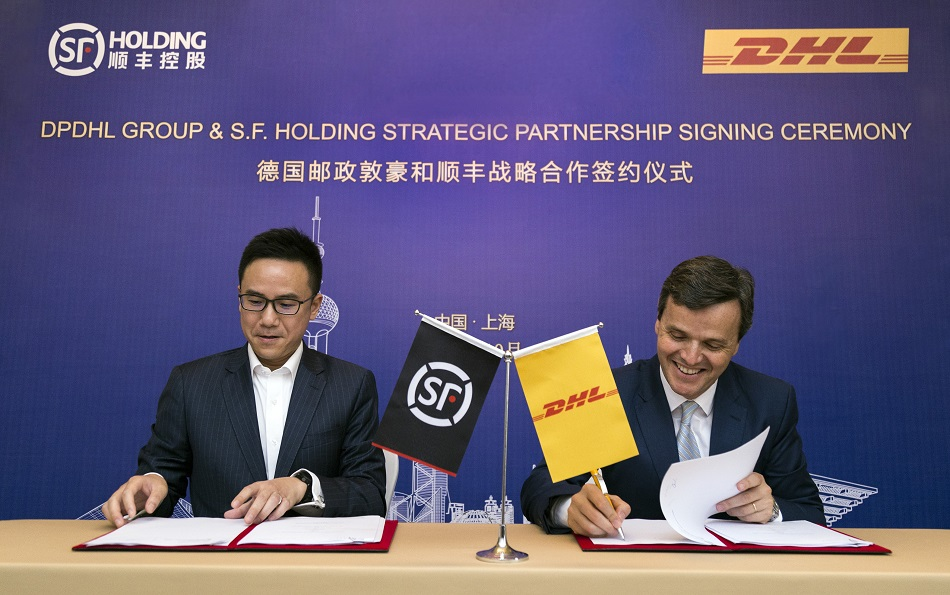 Deutsche Post DHL's EUR 700 million deal to grow supply chain operations in China