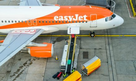 easyJet extends partnership with DHL to include two more UK airports