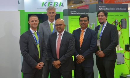 KEBA opens new branch in India