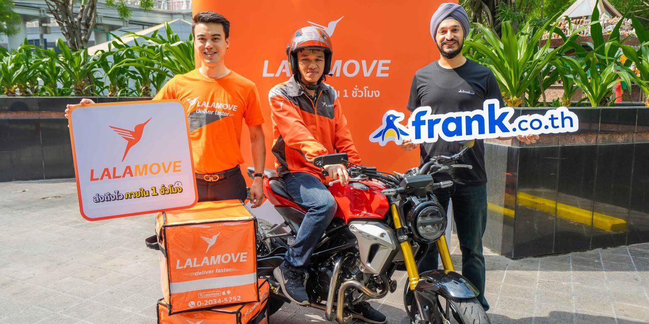 Thai-based delivery app protects wellbeing of 40,000+ drivers