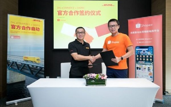 Shopee sellers in China to use DHL to deliver across Thailand