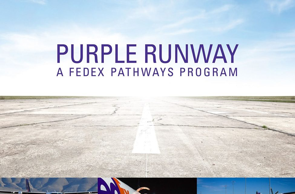 FedEx working with schools to support next generation of aviation pros