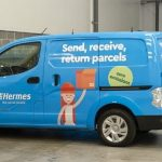 Hermes likely to introduce electric vans nationwide