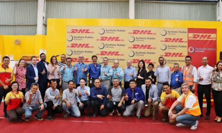 DHL partners with Michelin and Chandra Asri Petrochemical