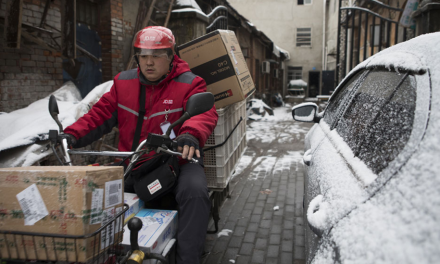 Could the Chinese e-commerce delivery model work in the West?
