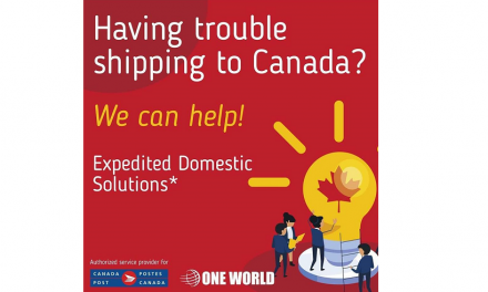 One World Express helps Canada Post overcome backlog