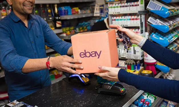 eBay click & collect now available in 2,500 UK stores in time for peak season
