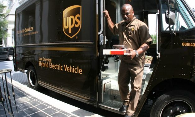 "UPS to run a virtual and in-person ""hiring blitz"""