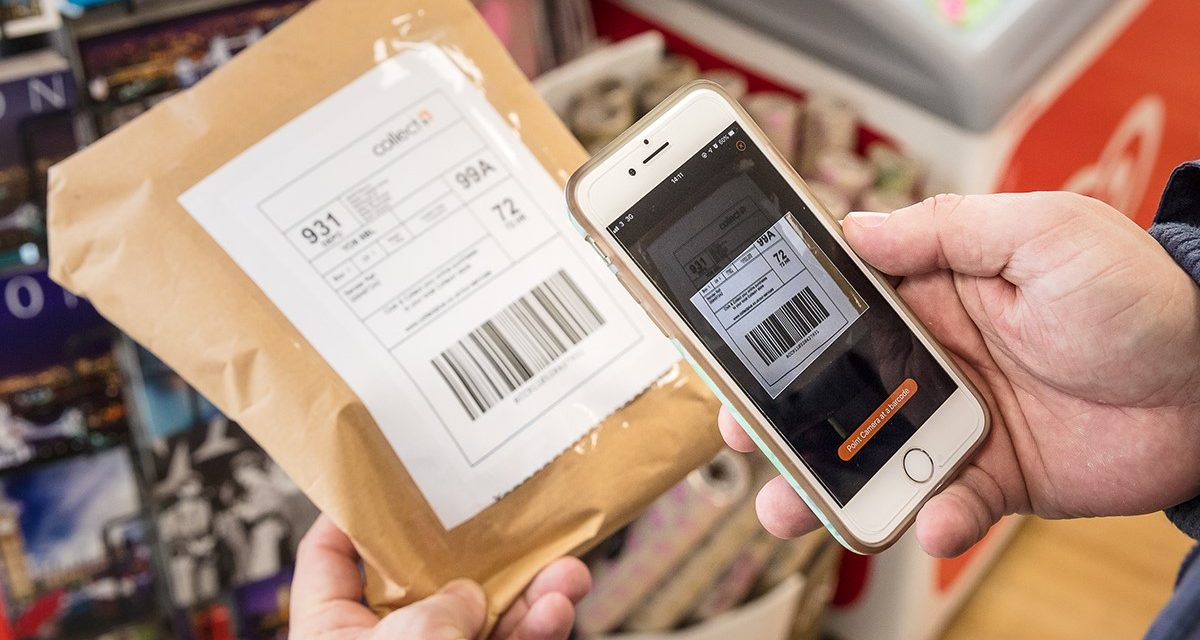StoreScan helps retailers to process parcels quickly and easily