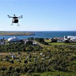 Flytrex to improve drone delivery services in Iceland and North Dakota