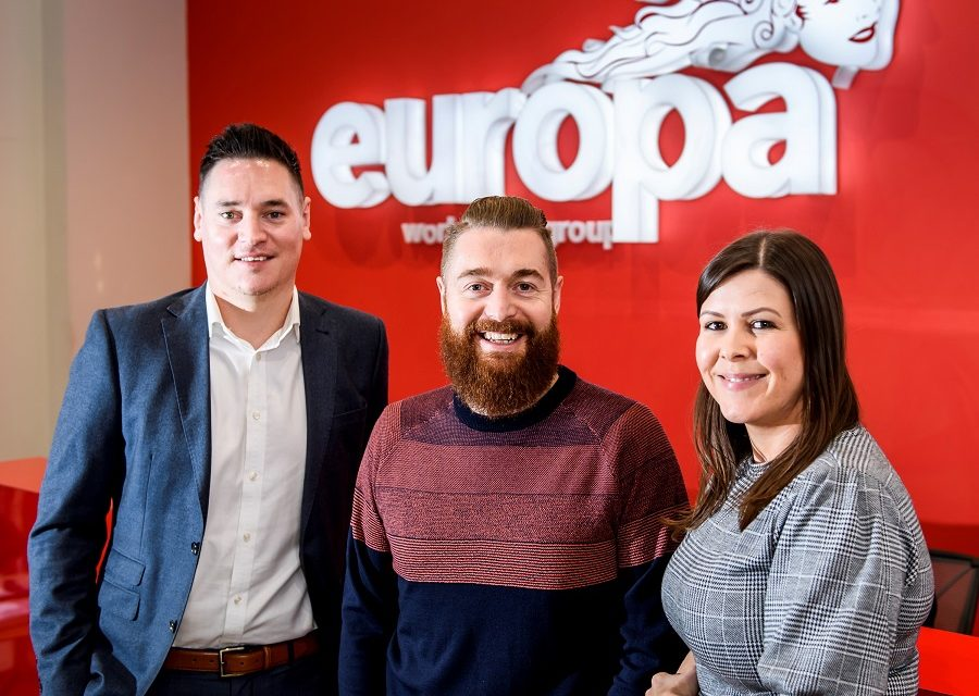 Further growth plans for Europa Air & Sea