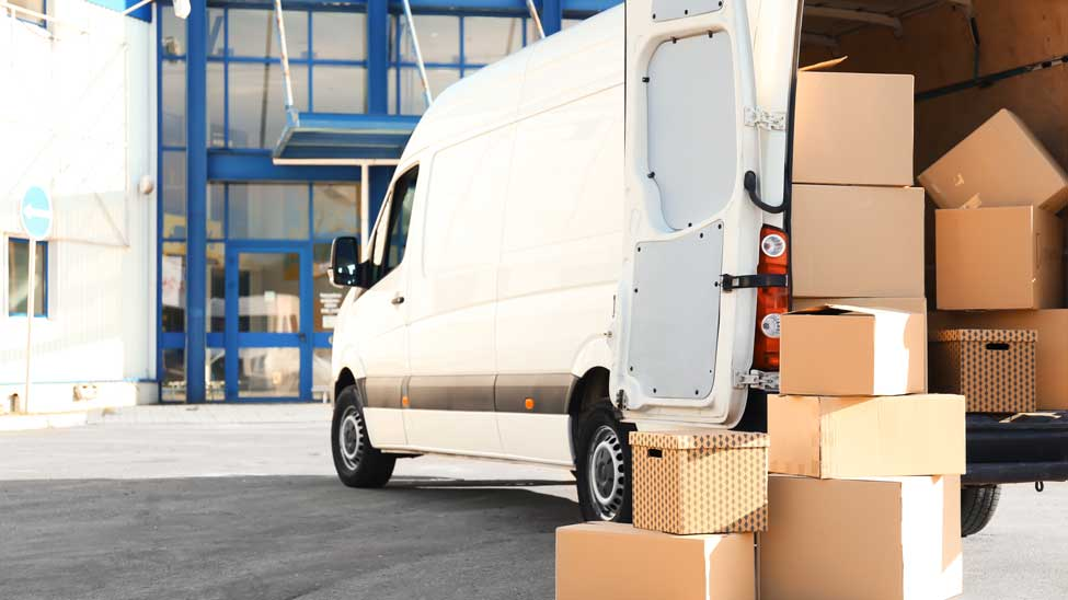 Got a question for 900 UK B2B and B2C business shippers?