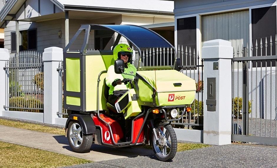 Australia Post boosts its electric fleet by 1,000
