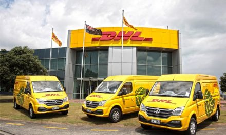 First electric delivery vehicles launched in New Zealand