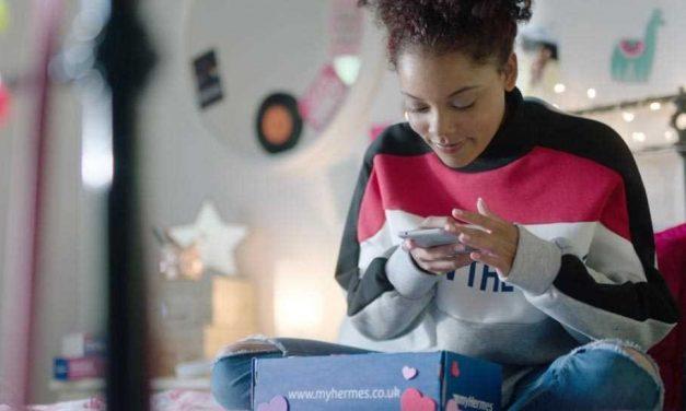 Hermes U.K. to bring parcels to life