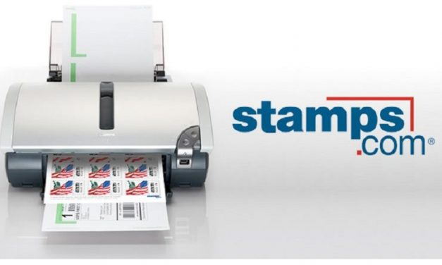 Stamps.com's shares down nearly 50%