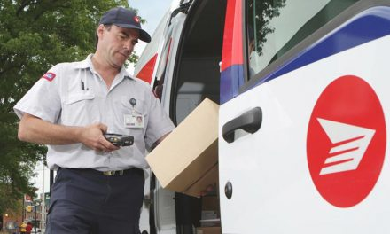 Canada Post's first quarter results show the impact of strike action