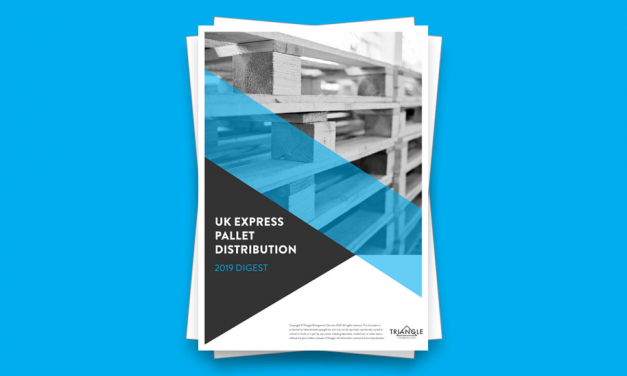 UK Express Pallet Distribution Digest 2019
