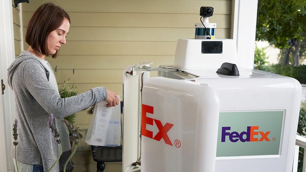 FedEx earnings and SameDay Bot