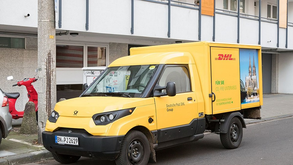 Deutsche Post DHL looks to sell off StreetScooter