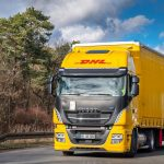 DHL Freight pursues environmental targets with LNG truck trial in Germany