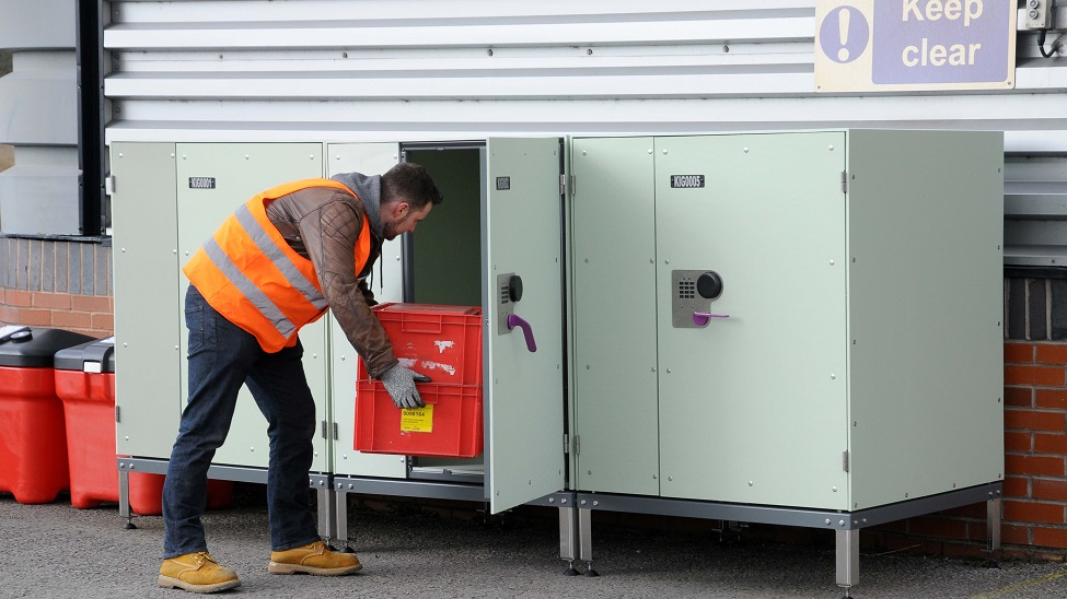 British Telecom's delivery locker business more than doubles its reach