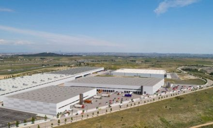 Palm Logistics invests in giant logistics hub in Madrid