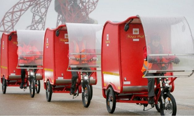 "Royal Mail to help clean up ""London's toxic air"" with new trial"