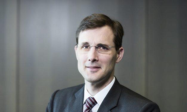 Meyer joins DPDHL Board of Management