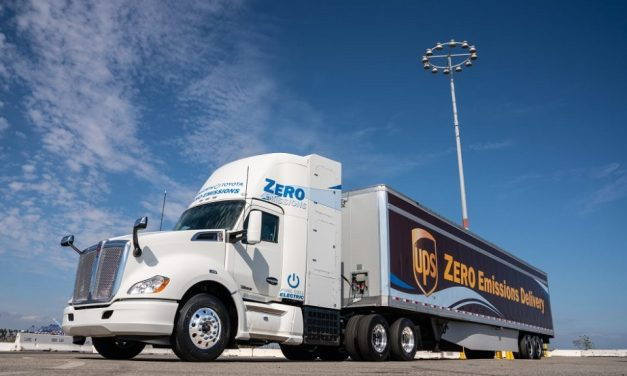 Toyota launches zero emissions truck for freight duties in California