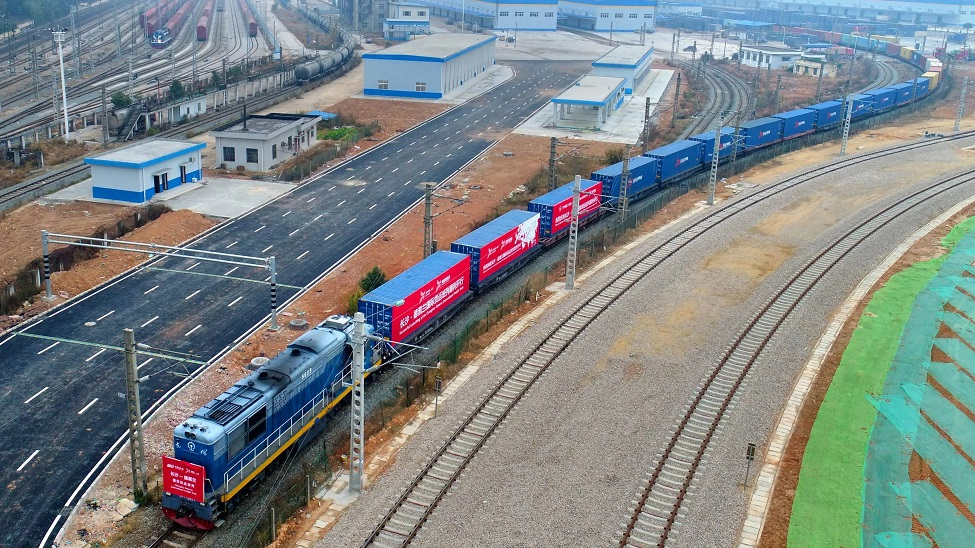 SG Holdings to make Chinese rail freight more competitive