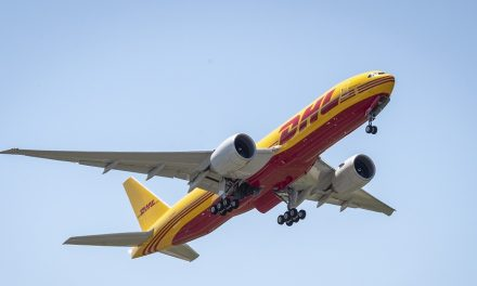 DHL's fuel-efficient freighter completes maiden flight