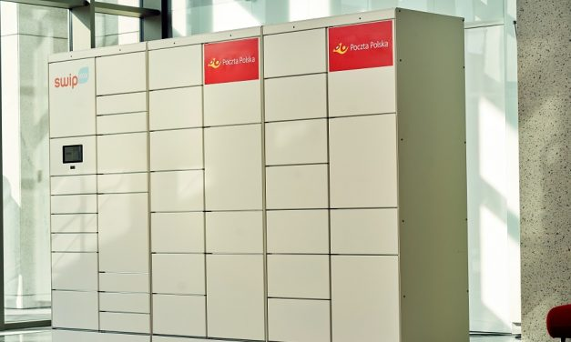 Poczta Polska  launches a new delivery method through SwipBox parcel lockers