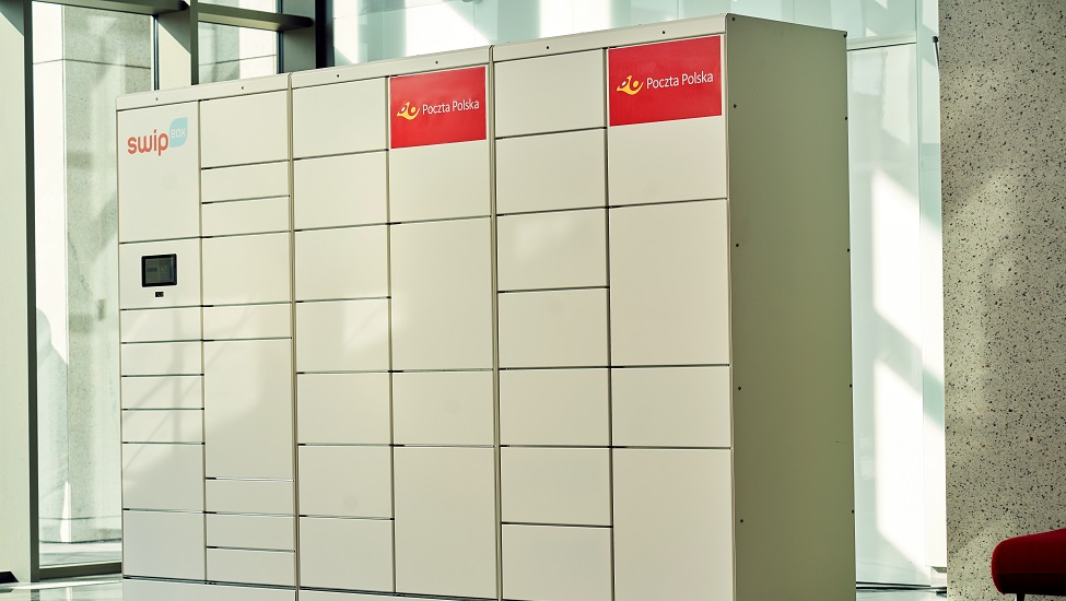 Poczta Polska  launches a new delivery method through SwipBox parcel lockers