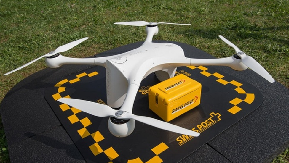 Swiss Post suspends medical delivery drones for the second time