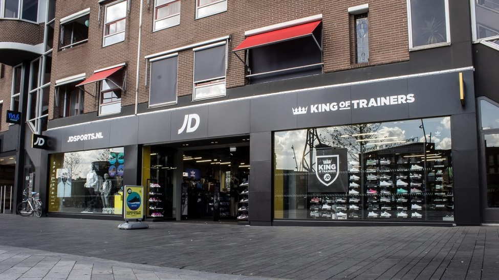 JD Sports links up with Spring UK to improve deliveries to customers in the Netherlands