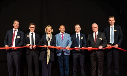 DHL adds a new logistics hub to its network