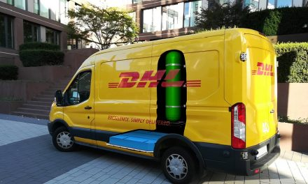 DHL Express orders 100 fuel cell vehicles