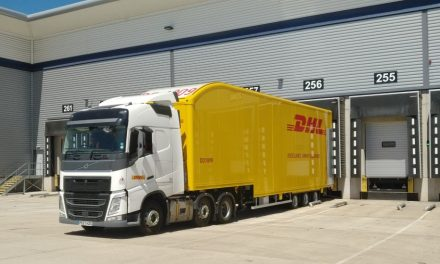 DHL Parcel invests £6.7 million on fleet