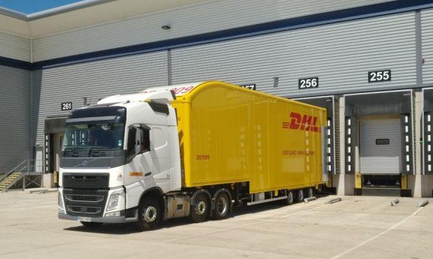 DHLParcelinvests £6.7 million on fleet