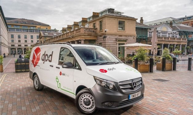 DPD plans for 550 electric vehicles by 2021