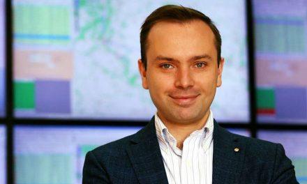 Interview with Oleksandr Pertsovskyi, Ukrposhta