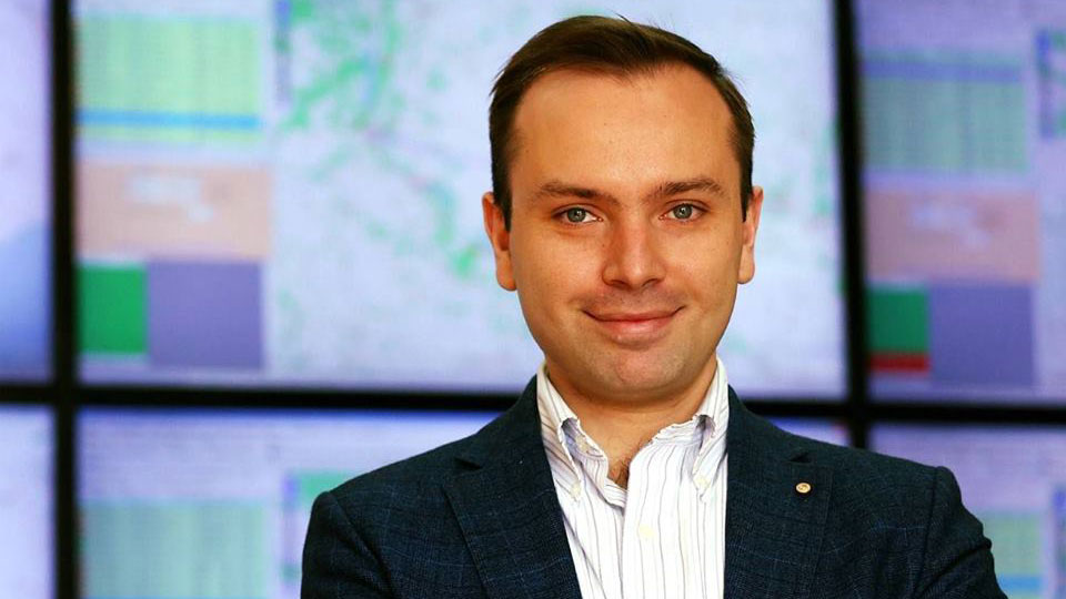 Interview with Oleksandr Pertsovskyi, Ukrposhta