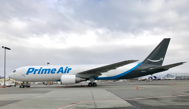 Amazon Air coming to Anchorage