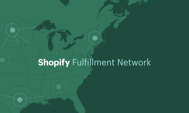 Shopify launches its first fulfilment network